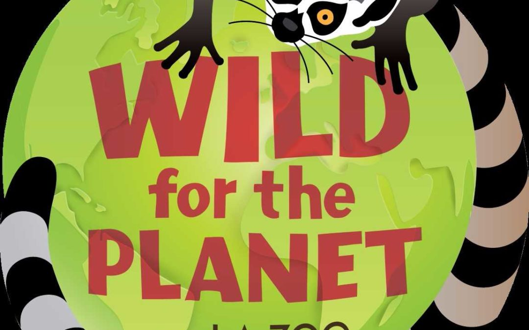 Wild for the planet at the LA ZOO – 2017